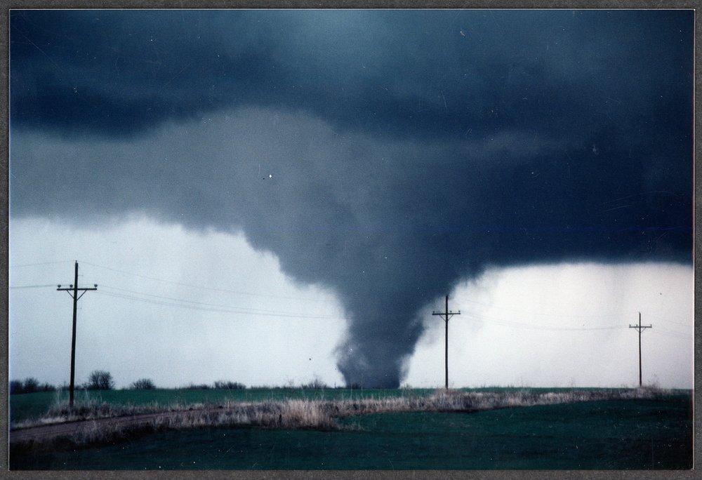 Tornado near Caldwell, Kansas - 3