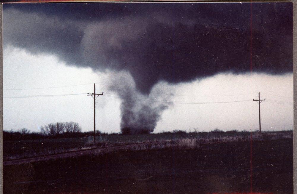 Tornado near Caldwell, Kansas - 4