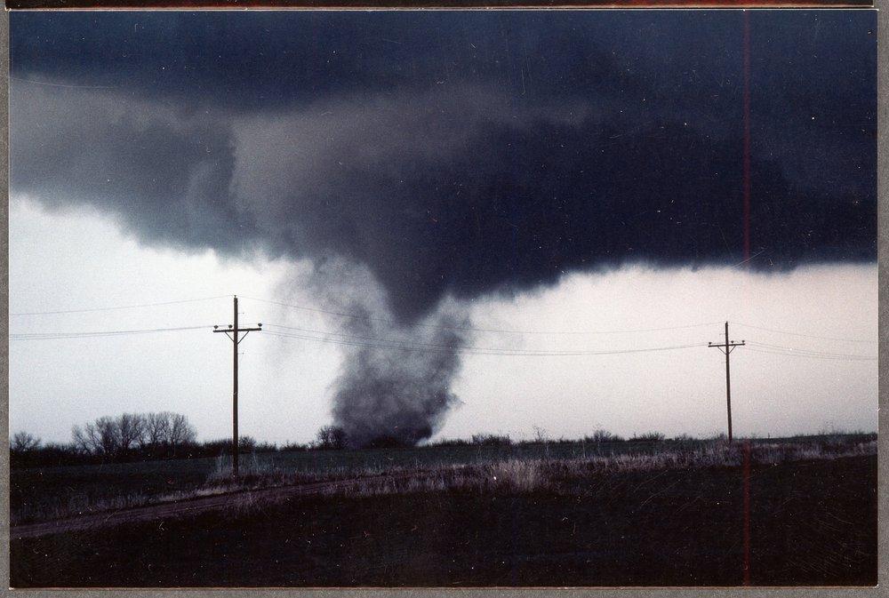 Tornado near Caldwell, Kansas - 5