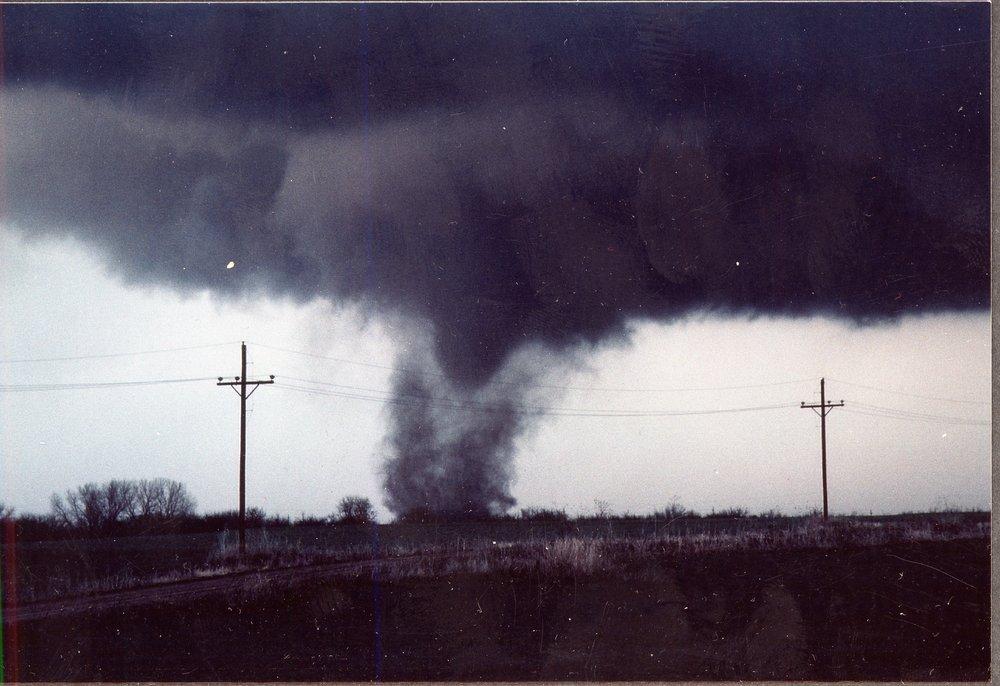 Tornado near Caldwell, Kansas - 6