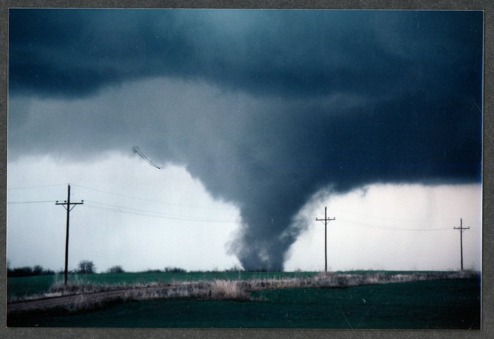 Tornado near Caldwell, Kansas - 7