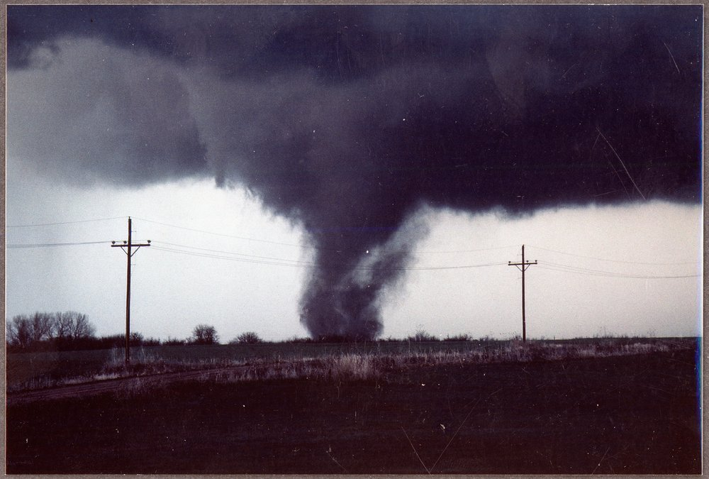 Tornado near Caldwell, Kansas - 8