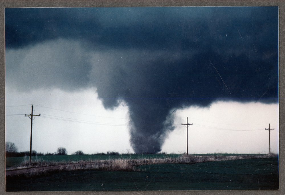 Tornado near Caldwell, Kansas - 9
