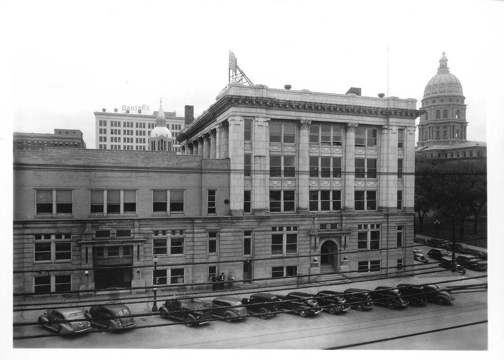 Capper Building, Topeka, Kansas