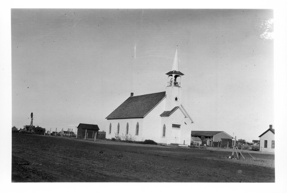 Church, Selden, Kansas
