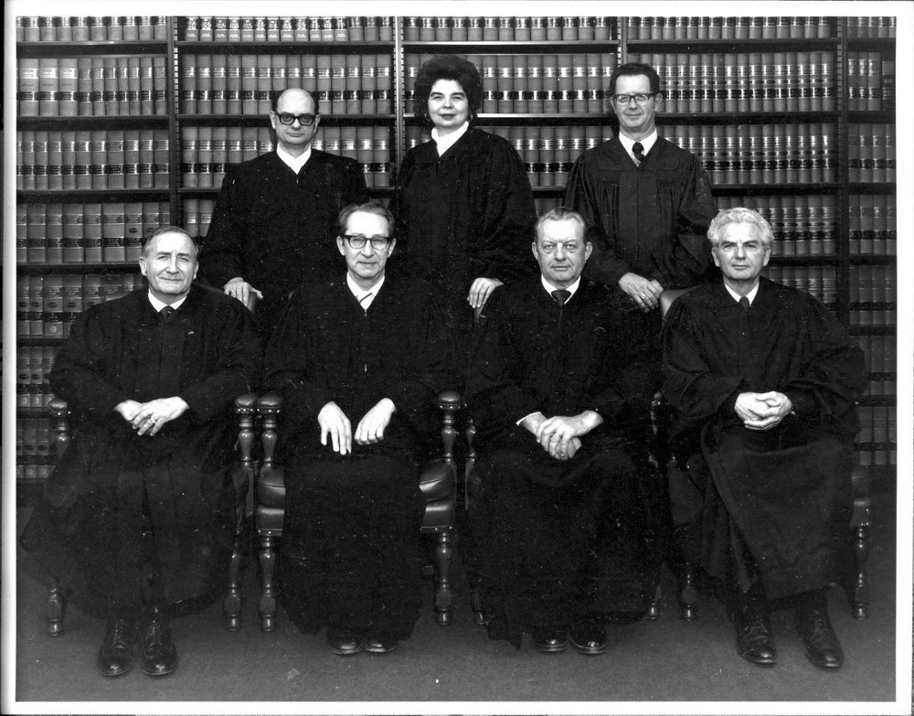 Kansas Supreme Court Justices