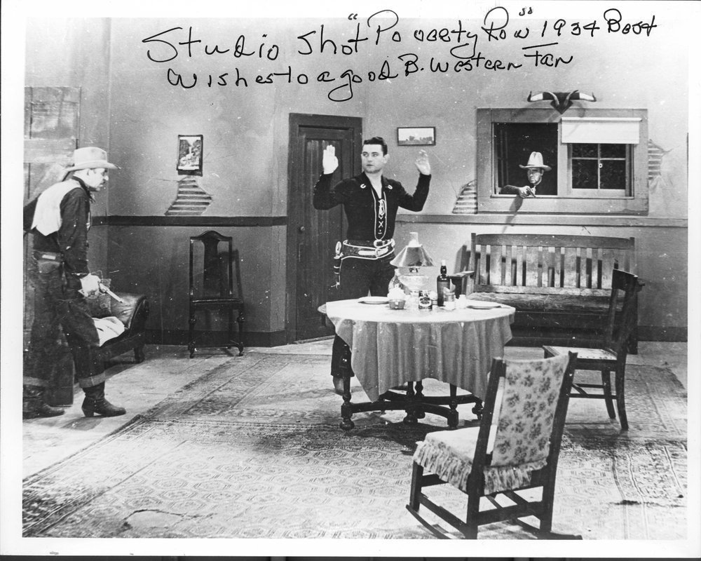Reb Russell photo collection - Studio shot from a 1934 movie. Photo #1