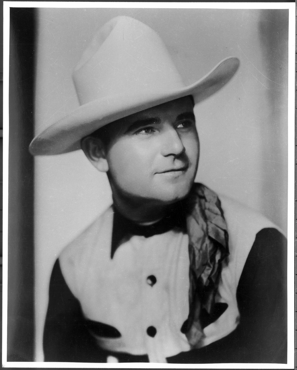 Reb Russell photo collection - Reb Russell, about 1933.  Photo #4