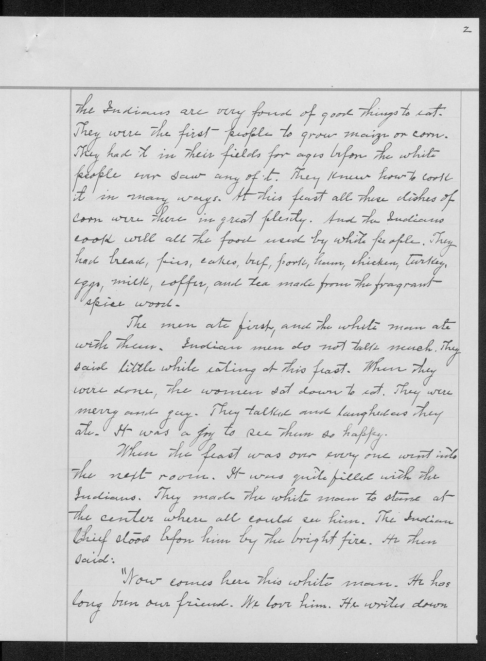 Miss Edna Clyne's manuscript stories and correspondence - 12