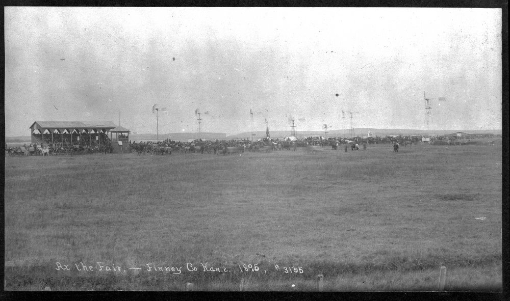 Fairgrounds, Finney County, Kansas