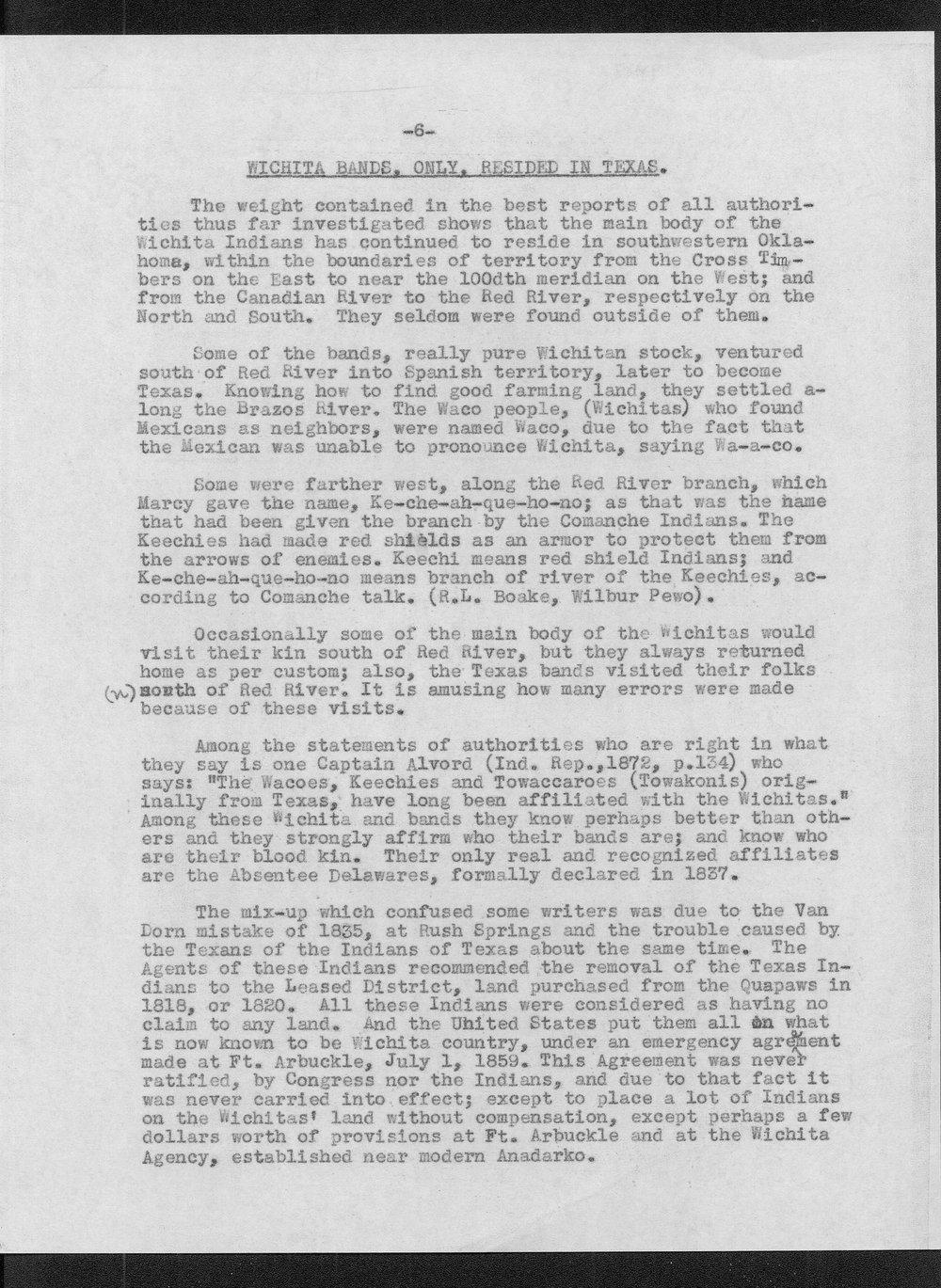 The Wichita Indians - 8