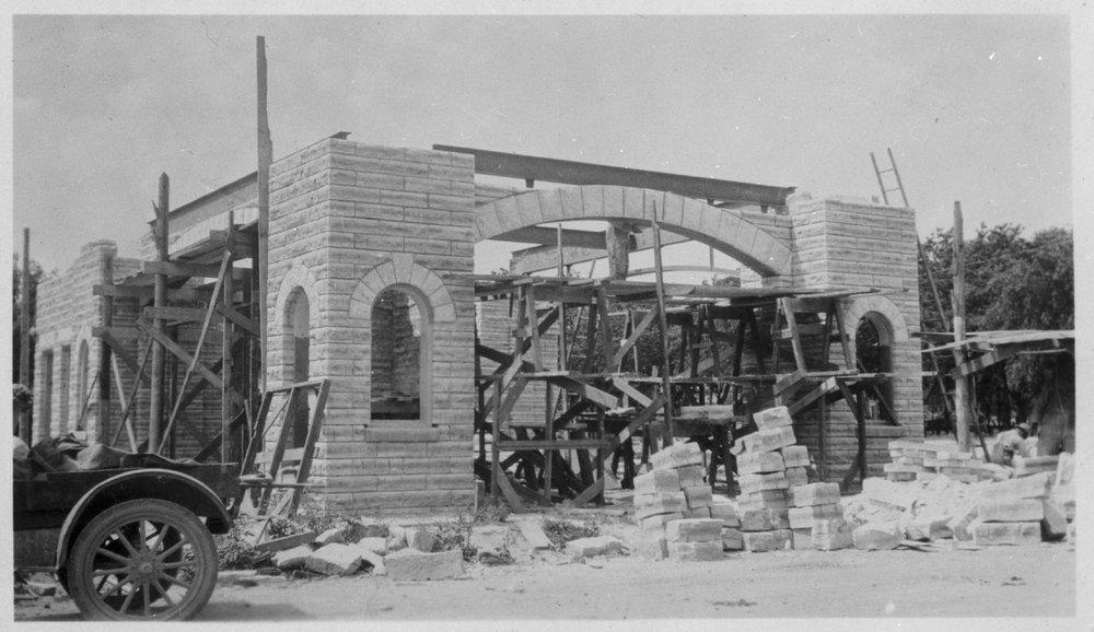 E. W. Norris service station, Glen Elder, Kansas - 9