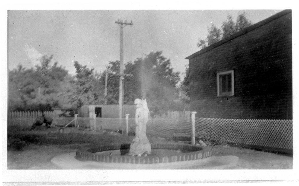 E. W. Norris service station, Glen Elder, Kansas - 21