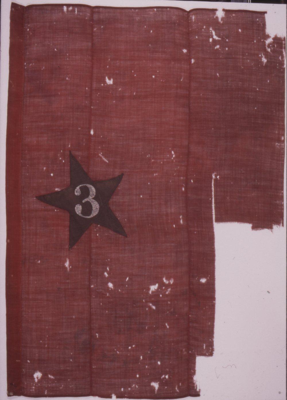Twentieth Army Corps, First Division, Third Brigade flag