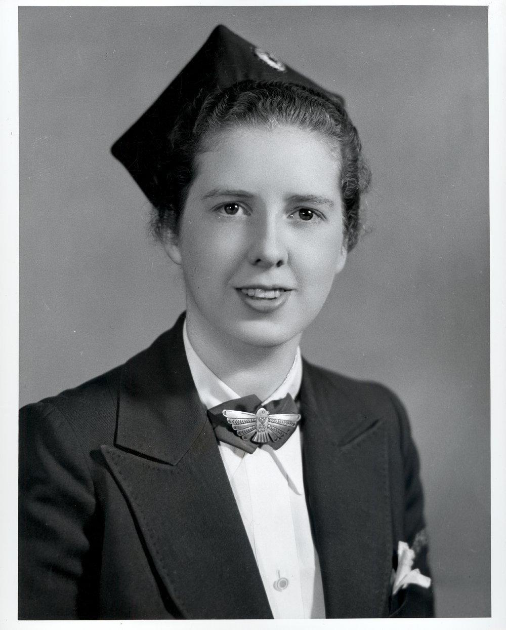 Elizabeth Bibb, Santa Fe Courier Nurse - 2