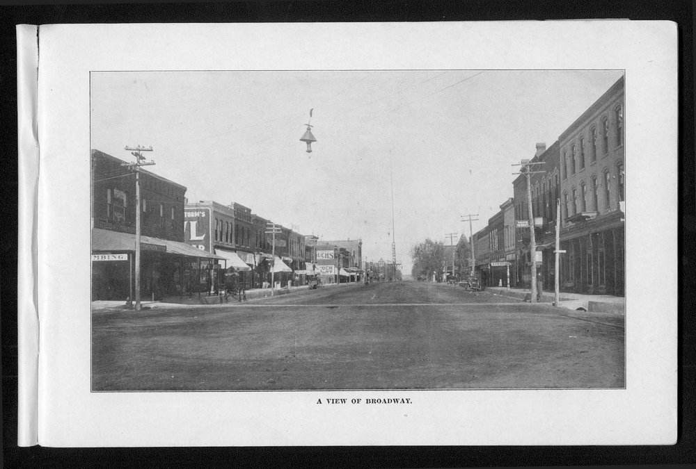 Souvenir of Larned and Pawnee County, Kansas - 8