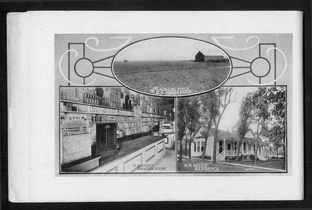 Souvenir of Larned and Pawnee County, Kansas - 9