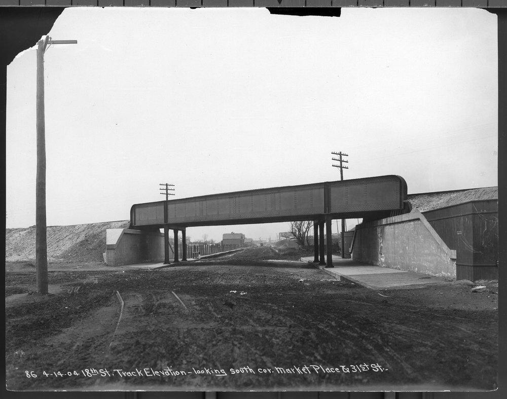 Track Elevation, Chicago, Illinois