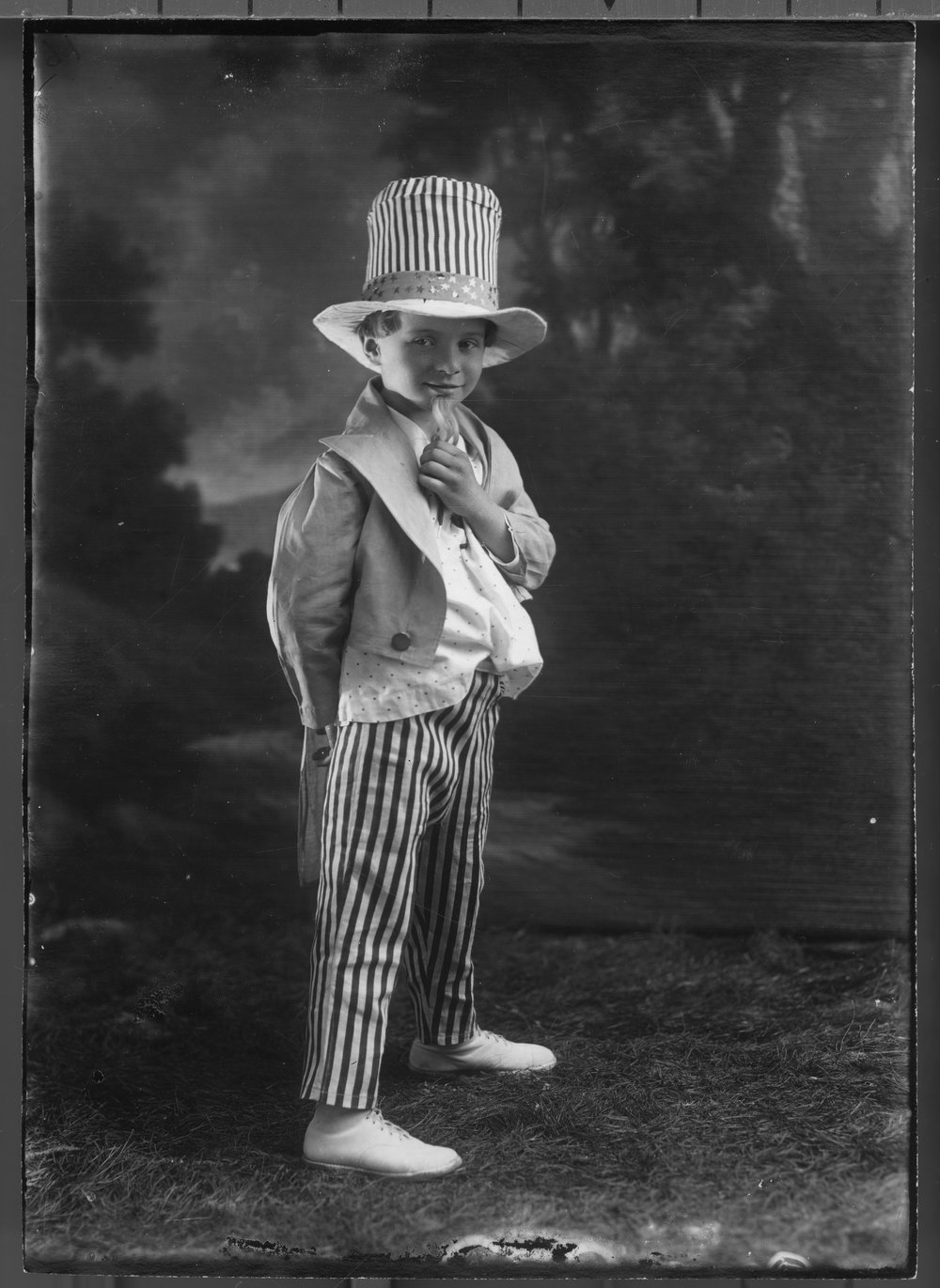 Young Uncle Sam