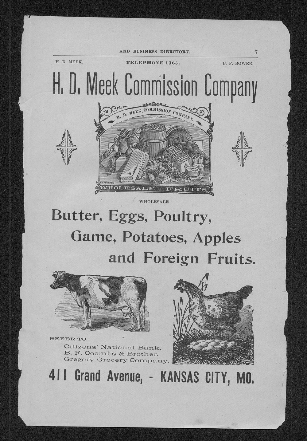 Polk's Kansas state gazetteer and business directory - 7