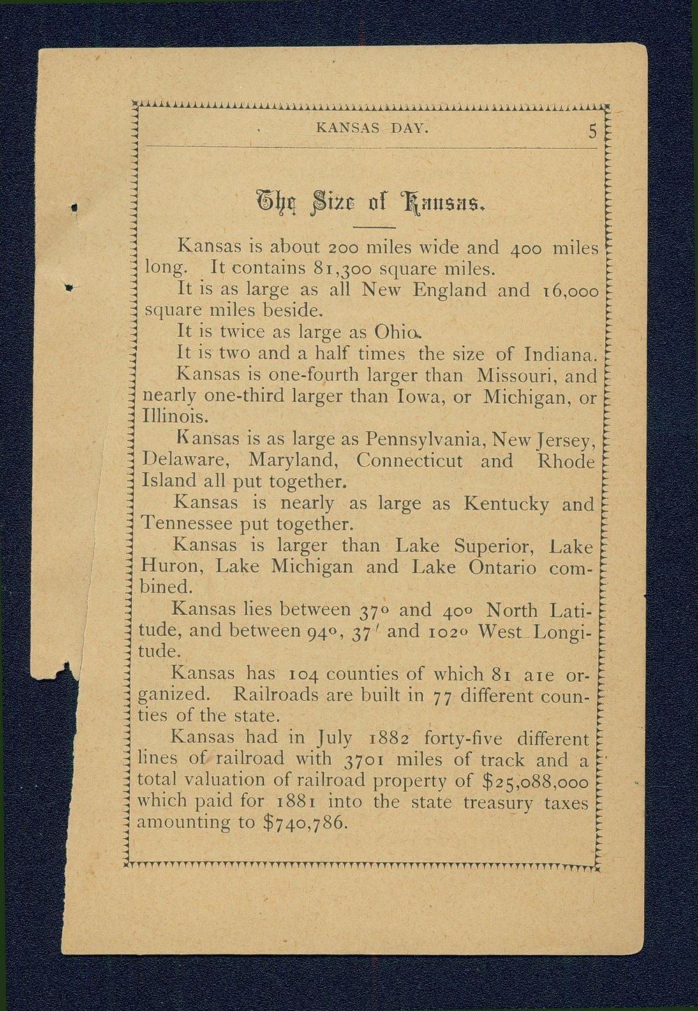 Kansas Day for Kansas schools - 5