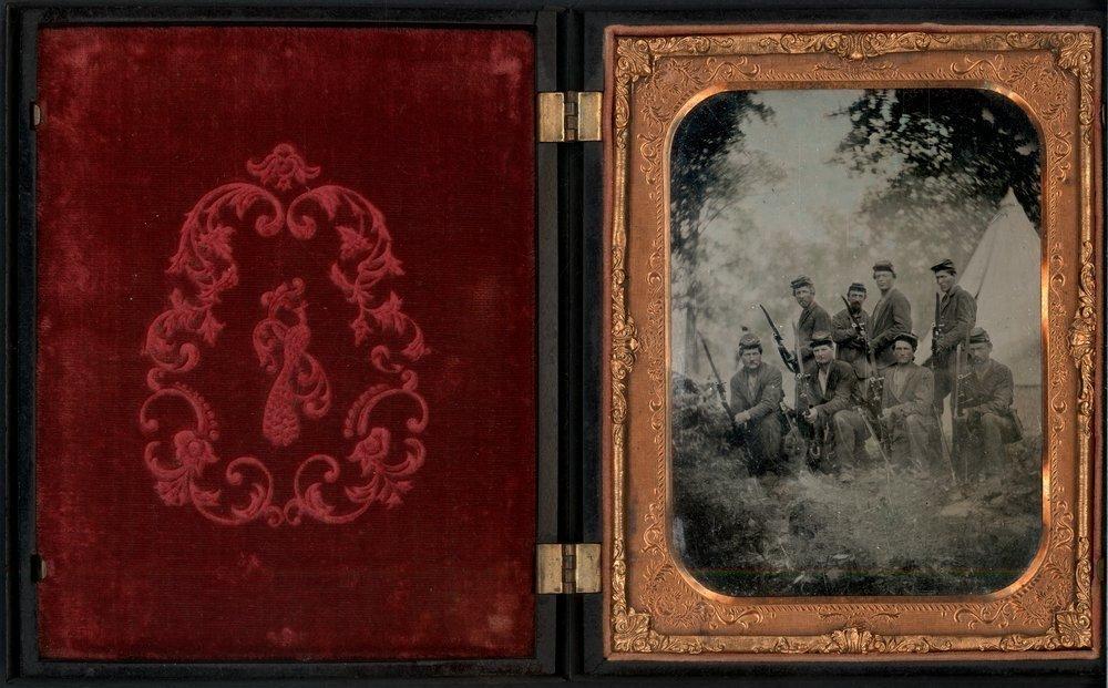 8th Kansas Volunteer Infantry - 3