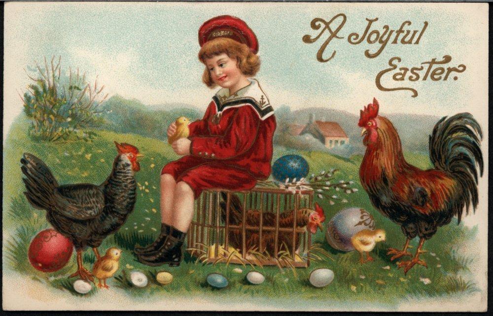 A joyful Easter - 1