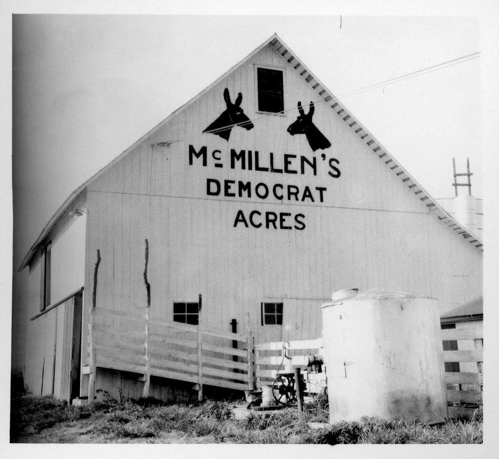 Franklin County, Kansas, barn - 2