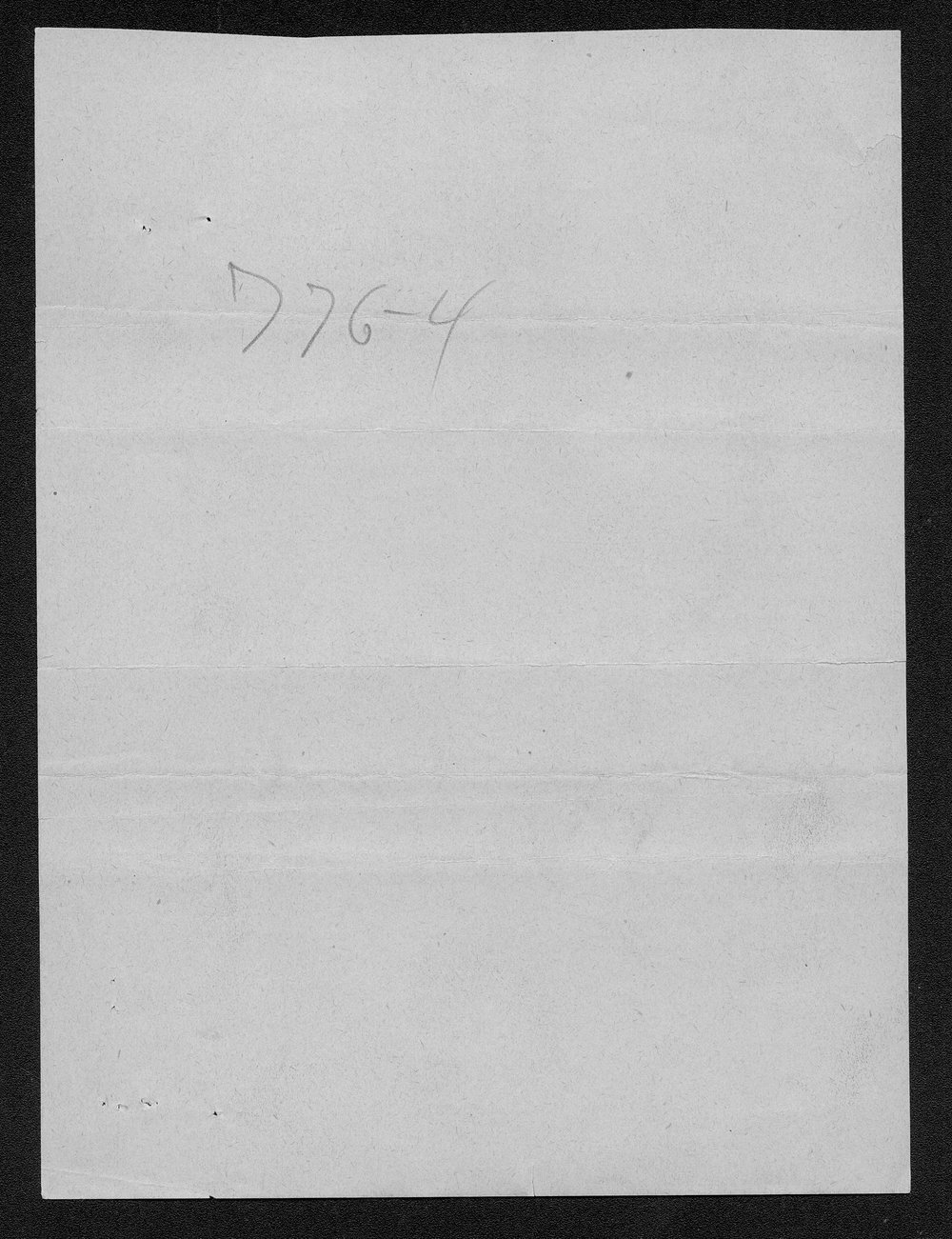 Governor Thomas Osborn Indian affairs received correspondence - 11