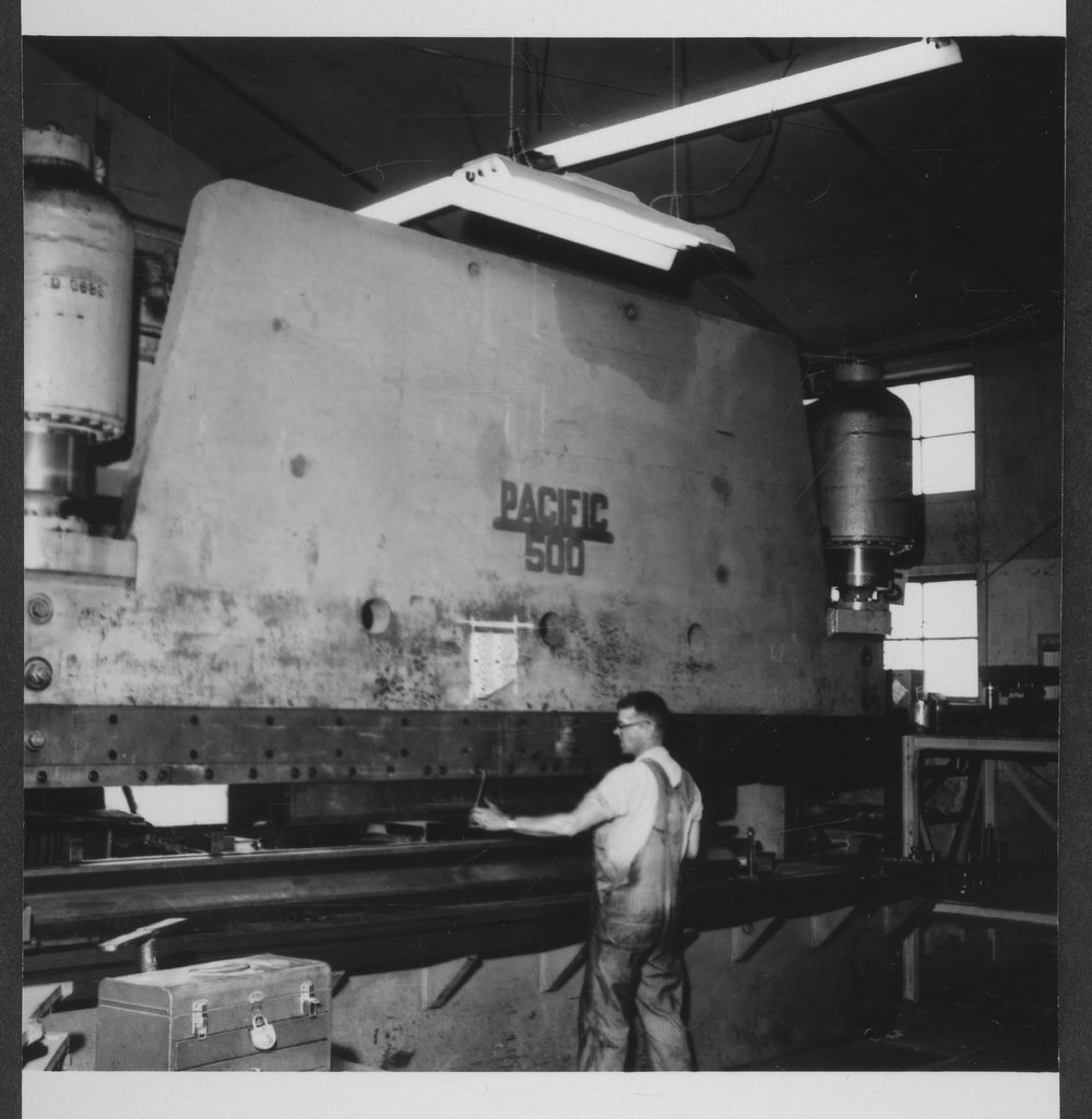 Ottawa Steel Products plant in Franklin County Kansas - 2