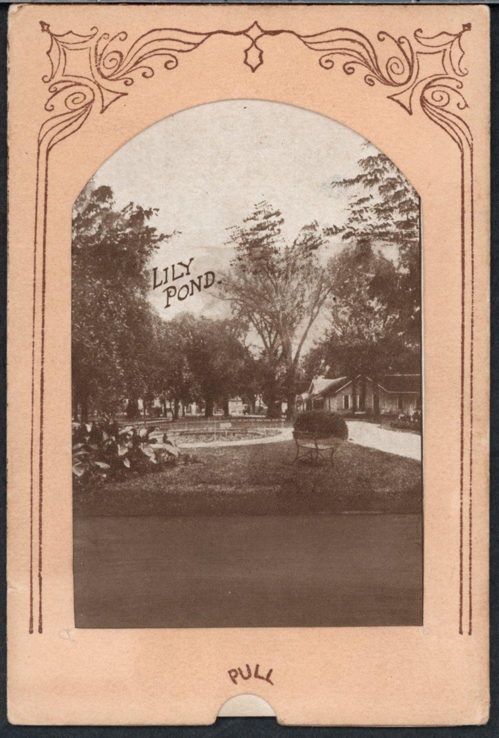 Multiple views of Ottawa Kansas in  1910 - 1