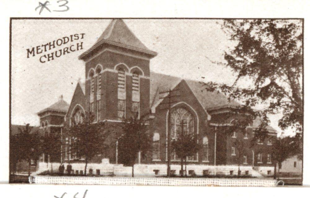 Multiple views of Ottawa Kansas in  1910 - 3