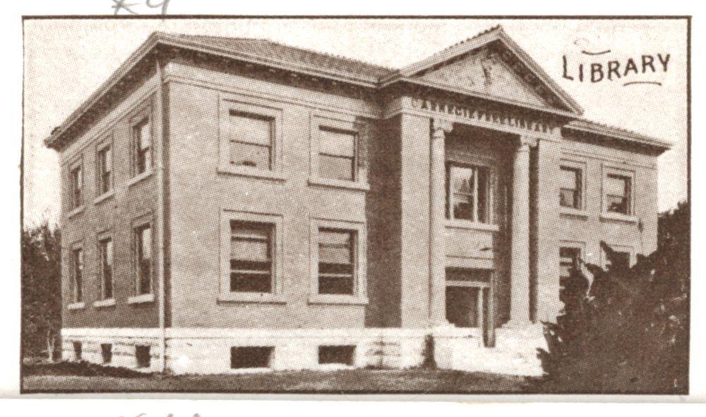 Multiple views of Ottawa Kansas in  1910 - 9