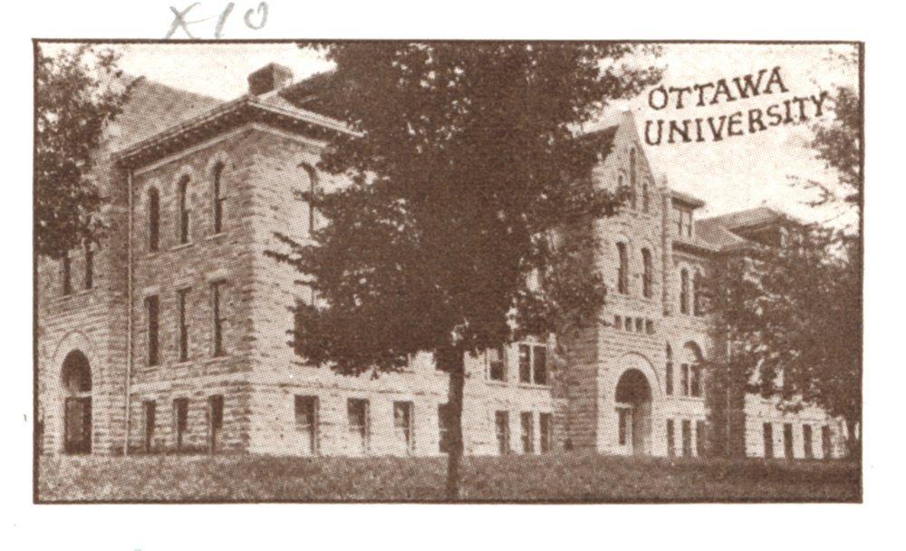 Multiple views of Ottawa Kansas in  1910 - 10