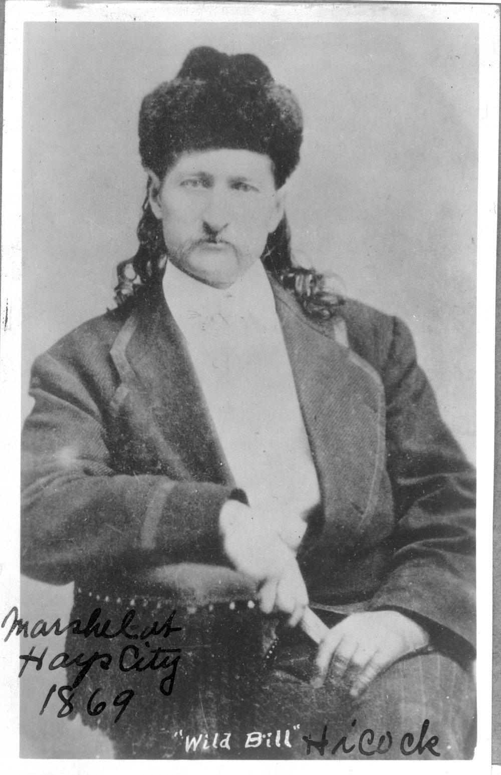James Butler [Wild Bill] Hickok