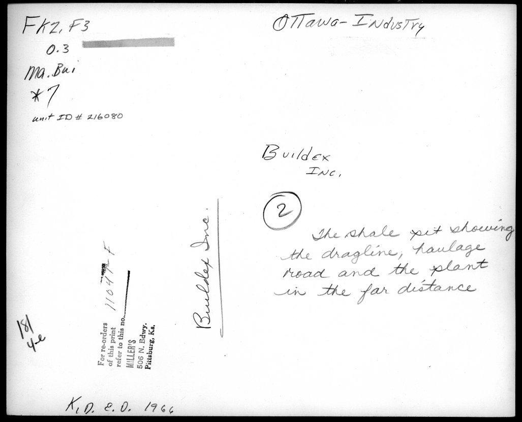 Buildex, Inc., of Ottawa - 6