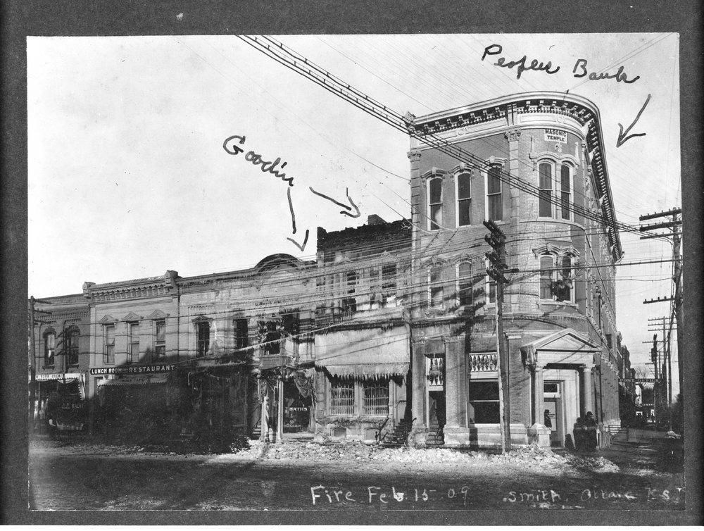Ottawa Fire of 1909