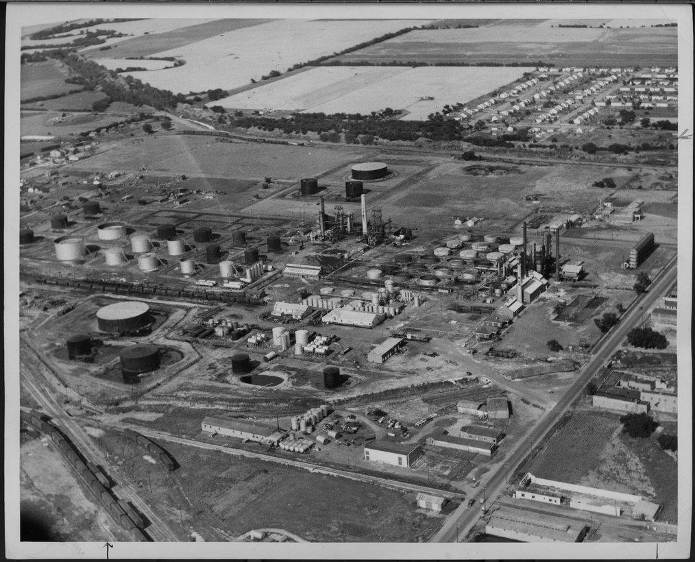 Derby Refinery, Wichita, Kansas - 1