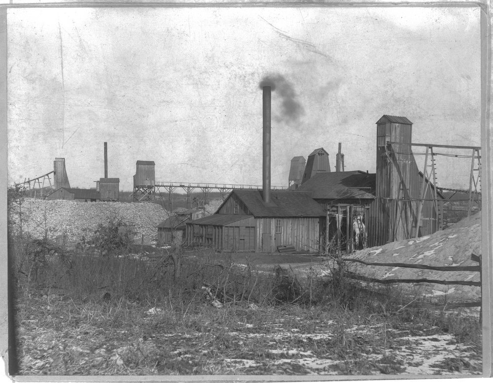 Mine, Cherokee County, Kansas