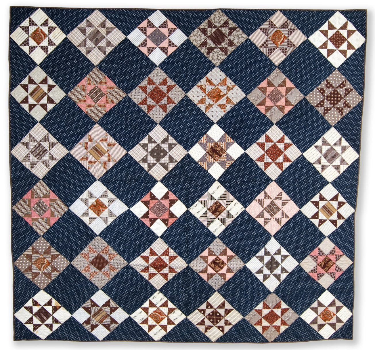 Star of Hope or Variable Star quilt