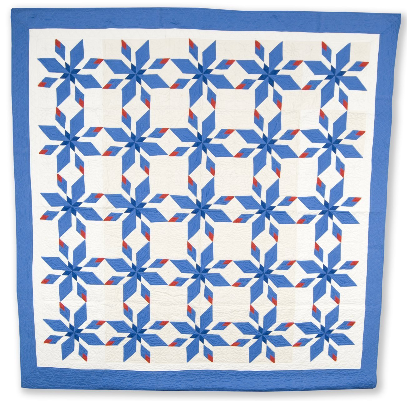 Formosa Tea Leaf quilt