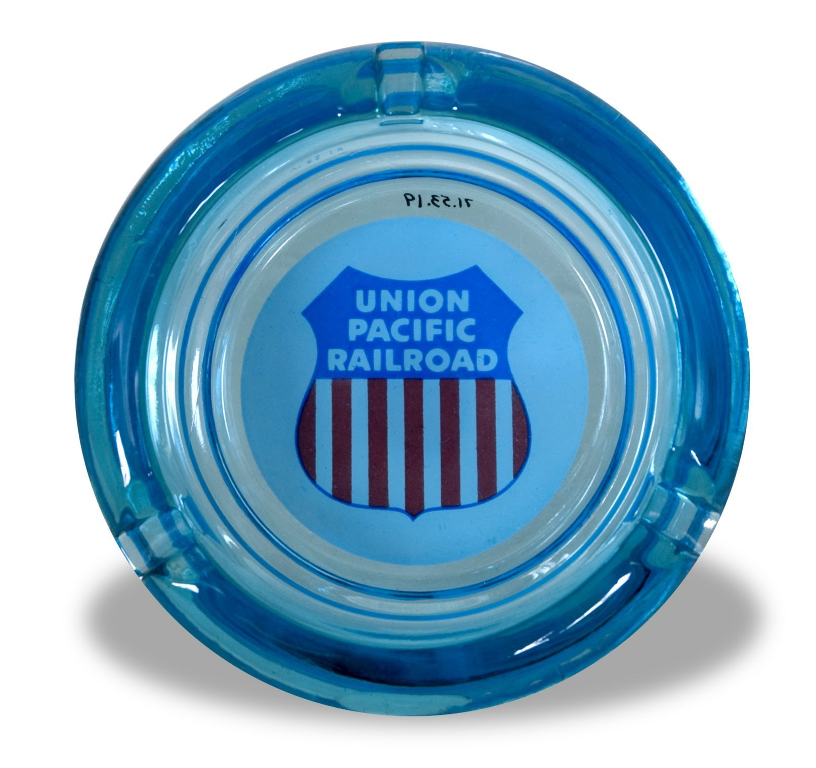 Union Pacific Railroad ashtray