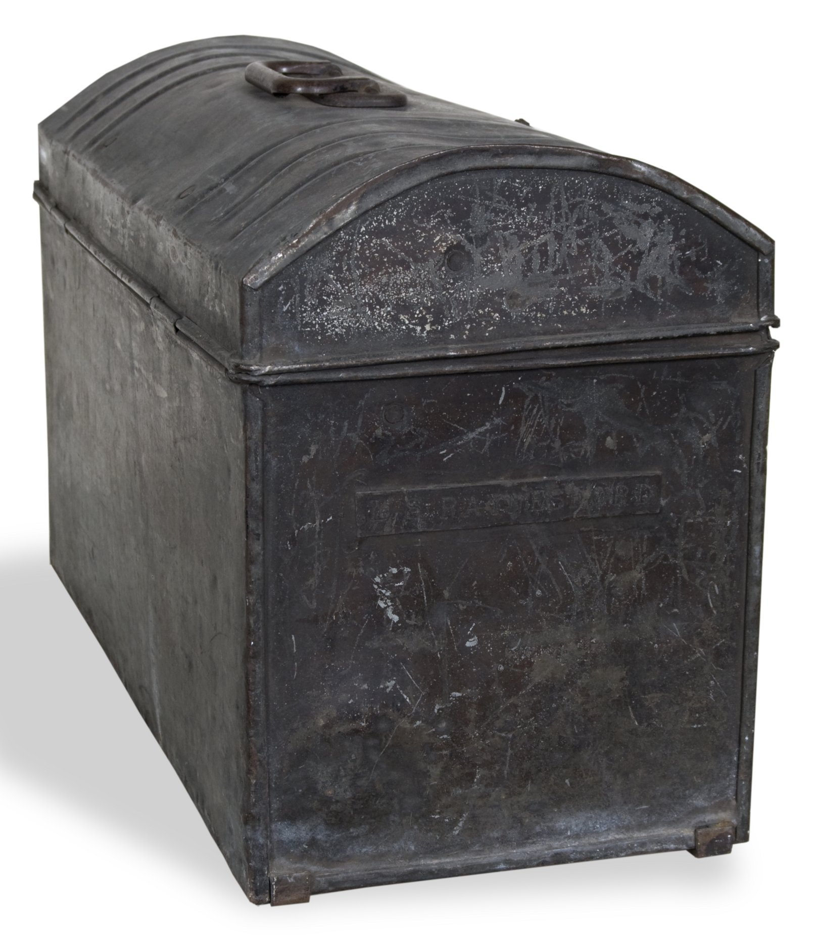 Union Pacific Railroad tool box - 2