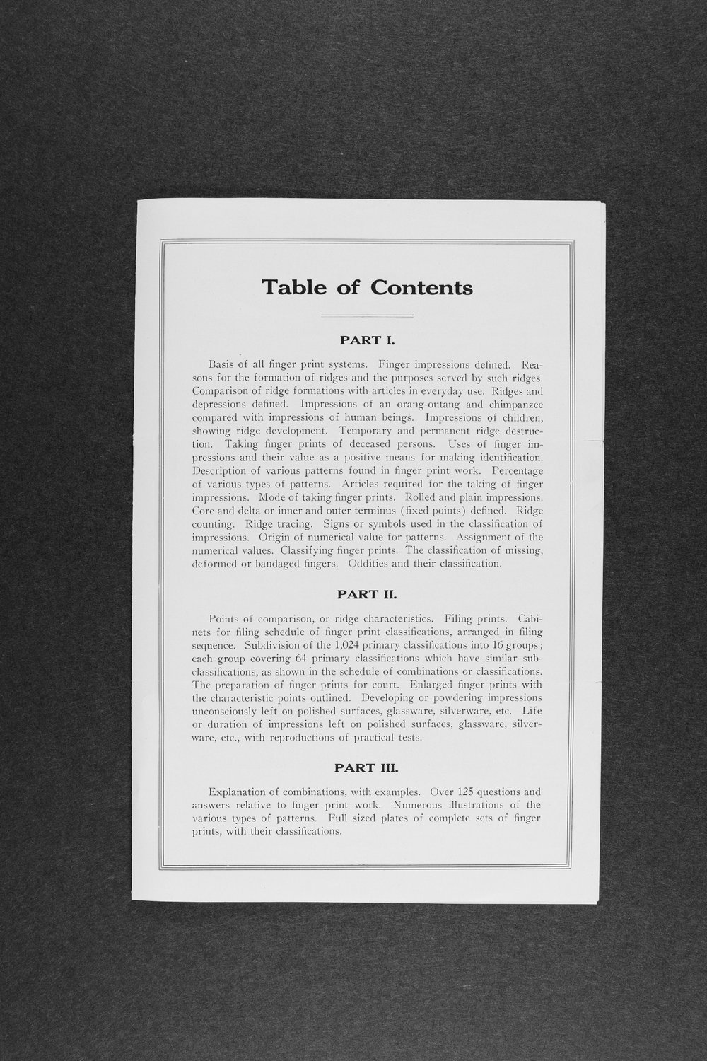 E. P. Lamborn correspondence and research papers - 8