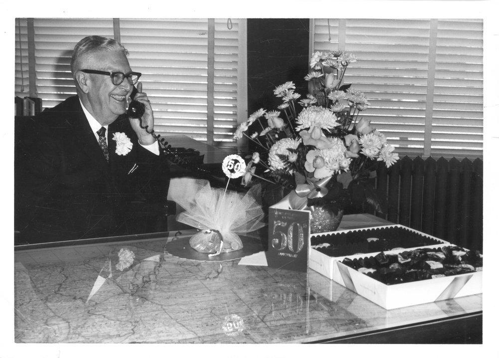 Lawrence Locke Rosenthal, Topeka, Kansas