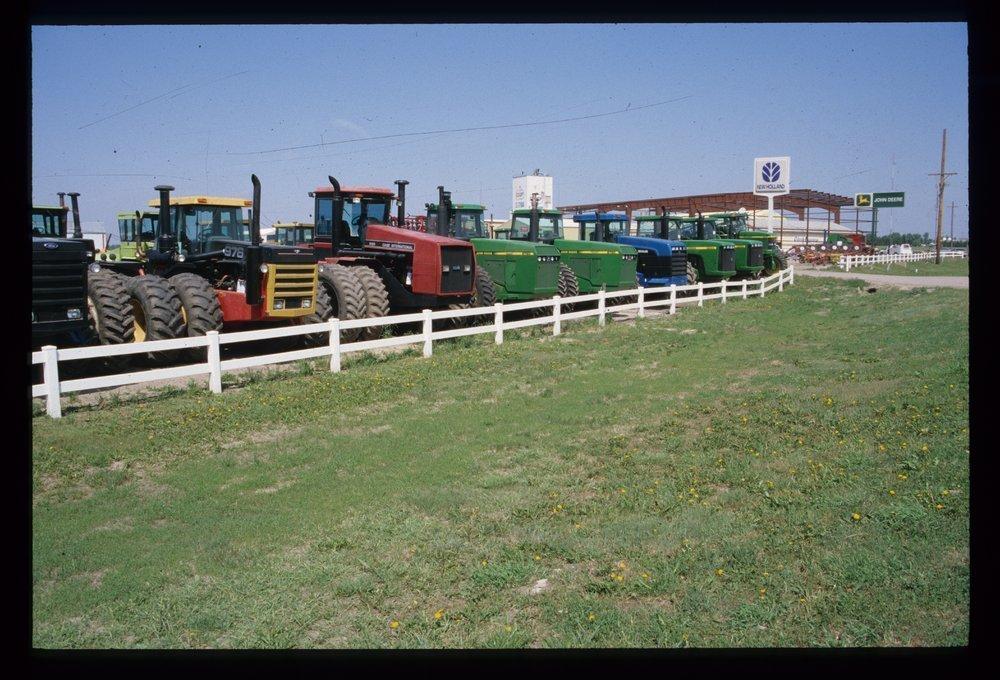Carrico Implement Company, Beloit, Kansas - 1