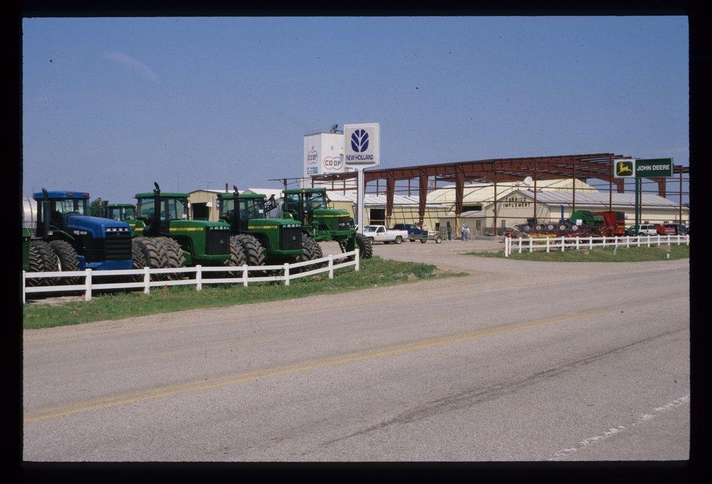 Carrico Implement Company, Beloit, Kansas - 9
