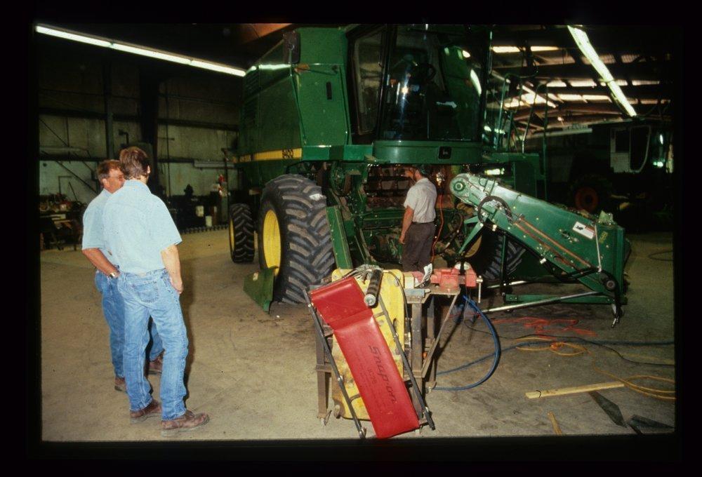 Carrico Implement Company, Beloit, Kansas - 11