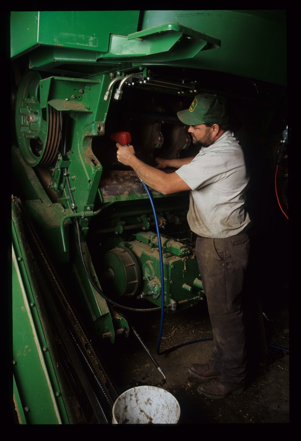 Carrico Implement Company, Beloit, Kansas - 43