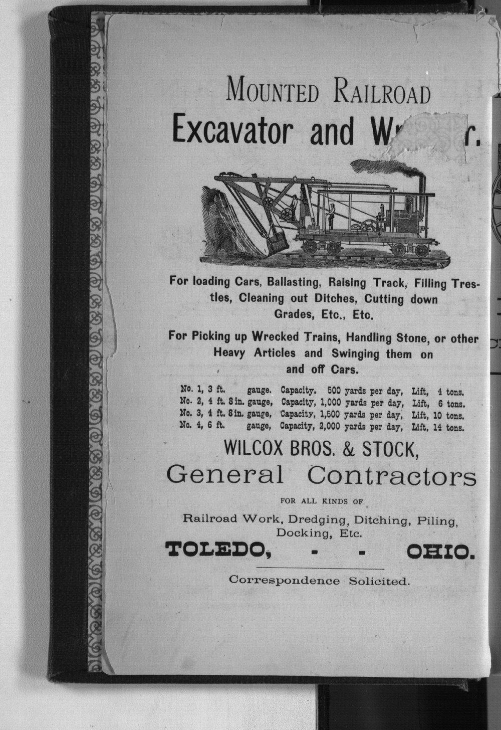 Kansas state gazetteer and business directory - advertisement